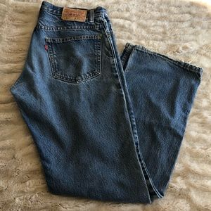 Vintage 517 Levi boot cut jeans